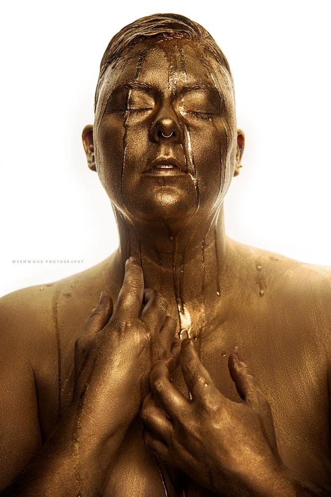 Gold by Jess Hess