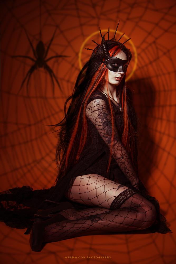 Arachno by Jess Hess