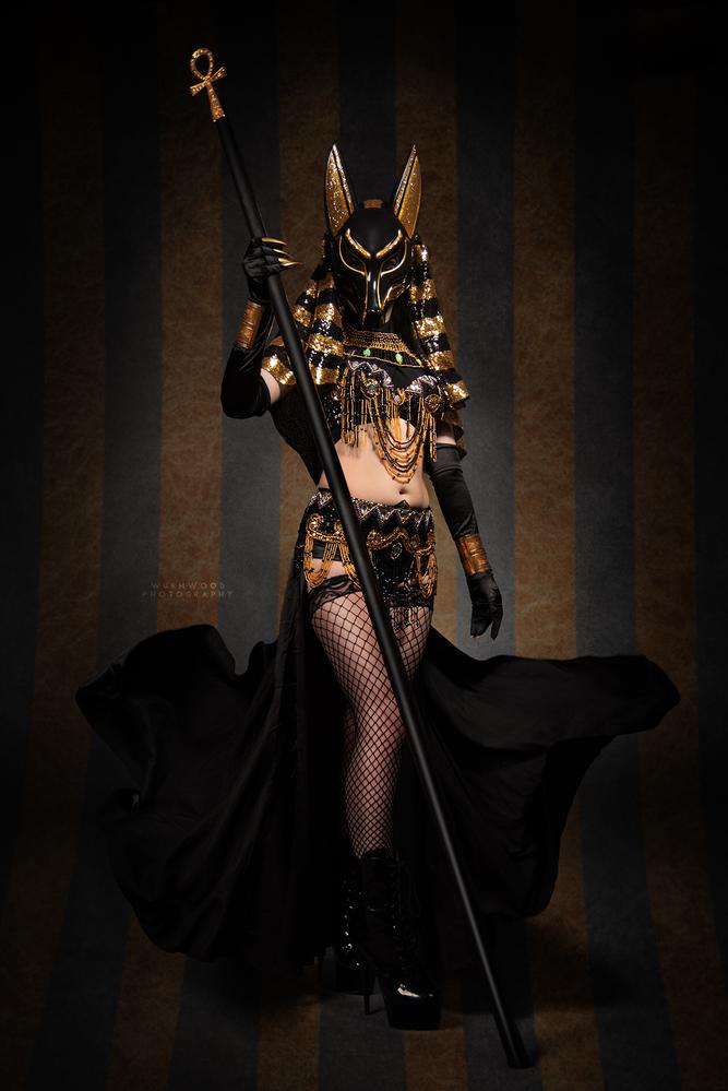 Anubis by Jess Hess