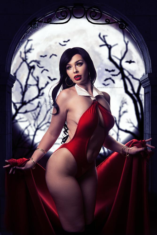 Vampirella by Jess Hess