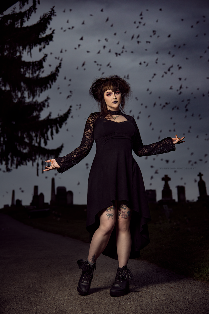 Cimeterium by Jess Hess