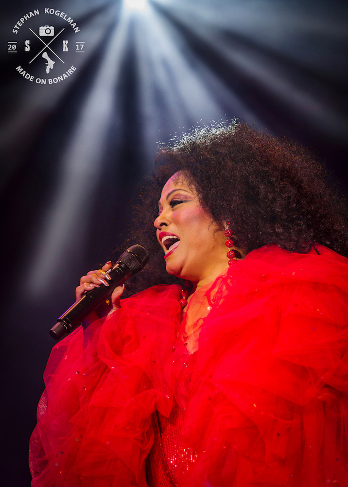 Diana Ross in concert by Stephan Kogelman