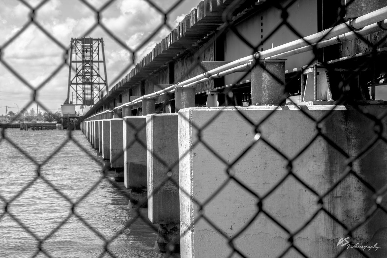 FEC Railroad Bridge by Anthony Sama
