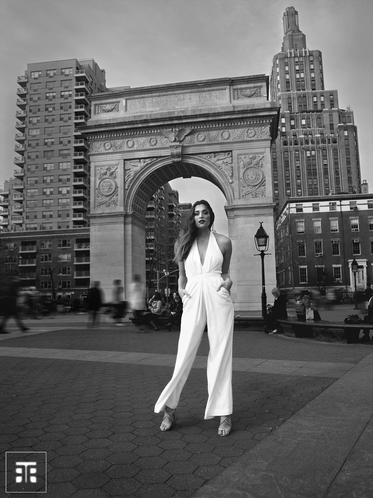 Washington Square Editorial 1 by Frank Withers