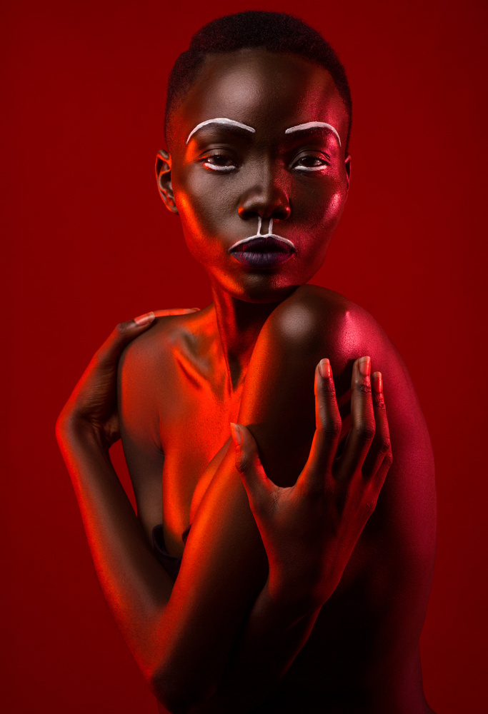 Beauty 1 by Arthur Nyakiamo