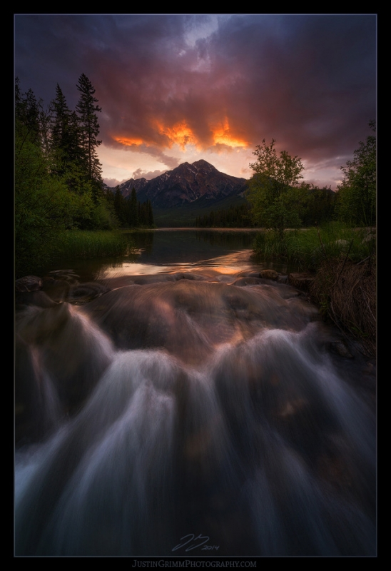 Stoke the Flames by Justin Grimm