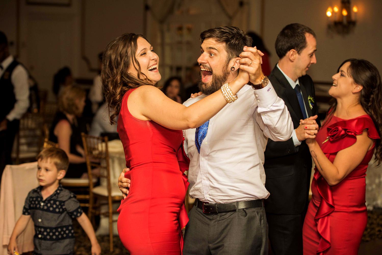 Happy Dance by Derek Gawel