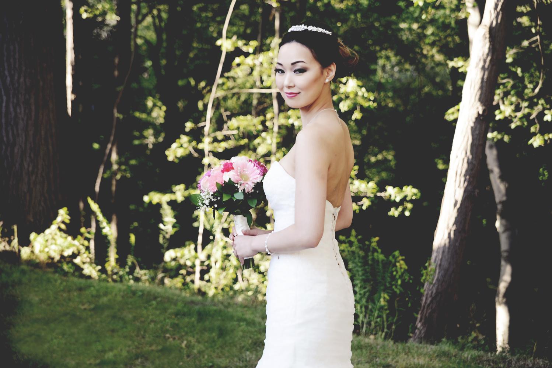 Beautiful Bride by Derek Gawel