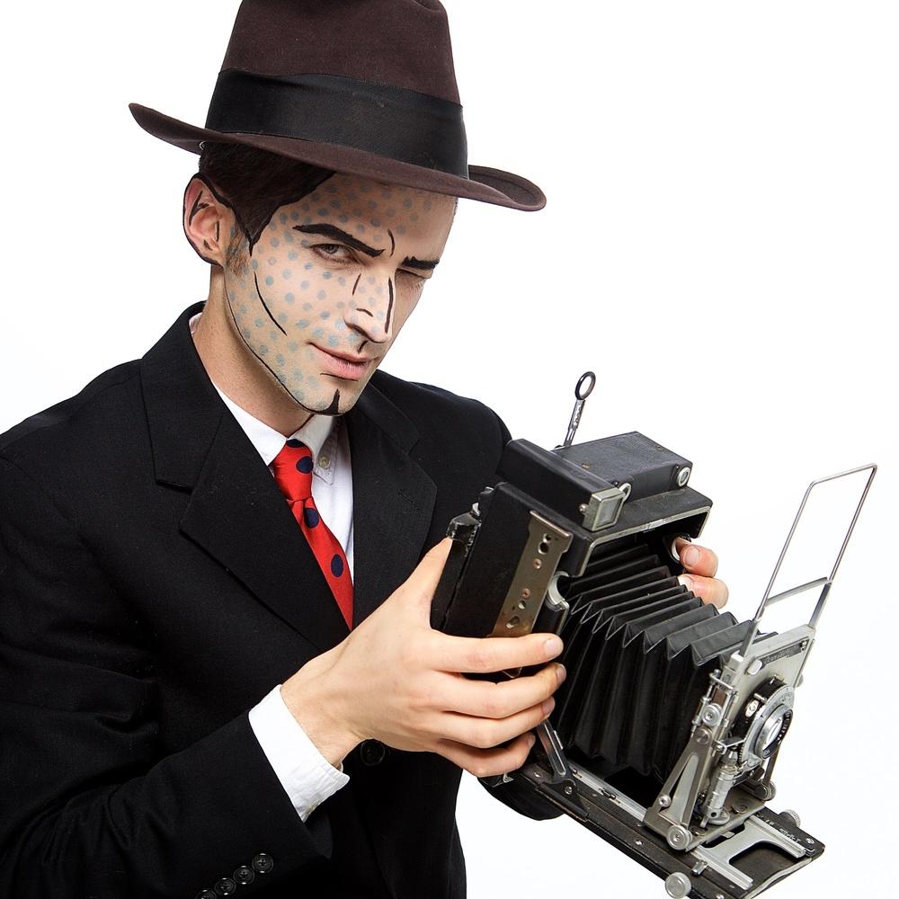 The Photographer by Edward Crim