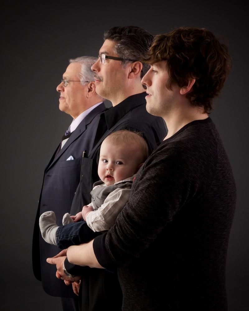 4 Generations by Edward Crim