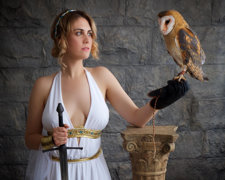 Athena by Edward Crim