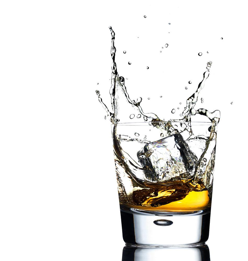 Whisky Splash by Ben Appleby