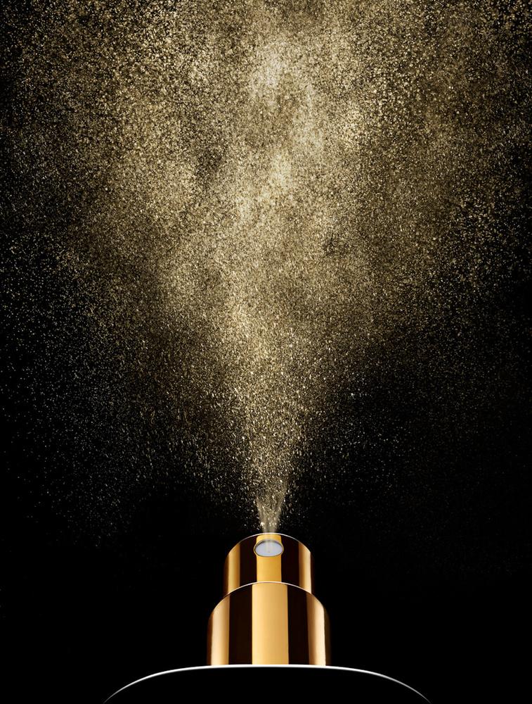 Perfume Spray by Ben Appleby