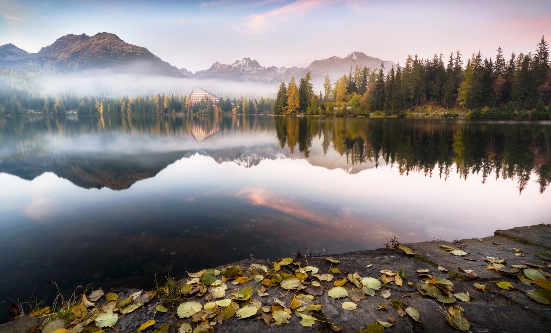 Autumn Reflections by Marek Polakovic