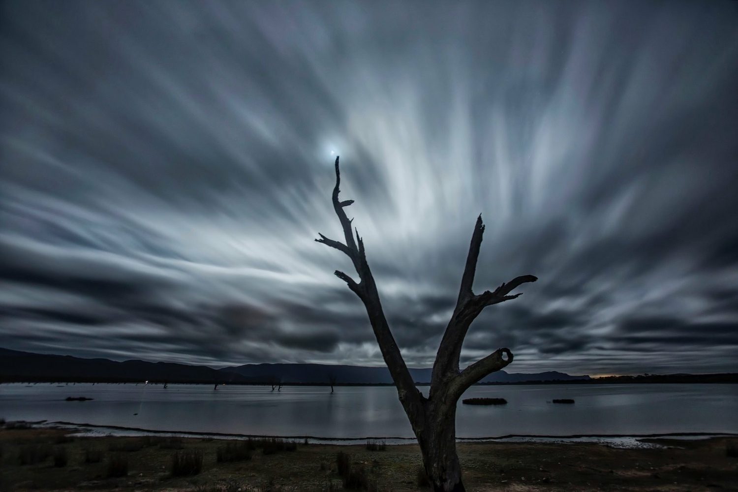 Moving Sky by Peter Cannon