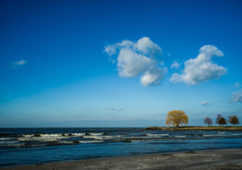 Lake Erie by Alex Cooke