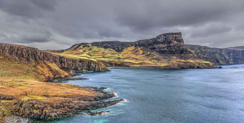 Isle of Skye - Neist Point by Micke Holmberg