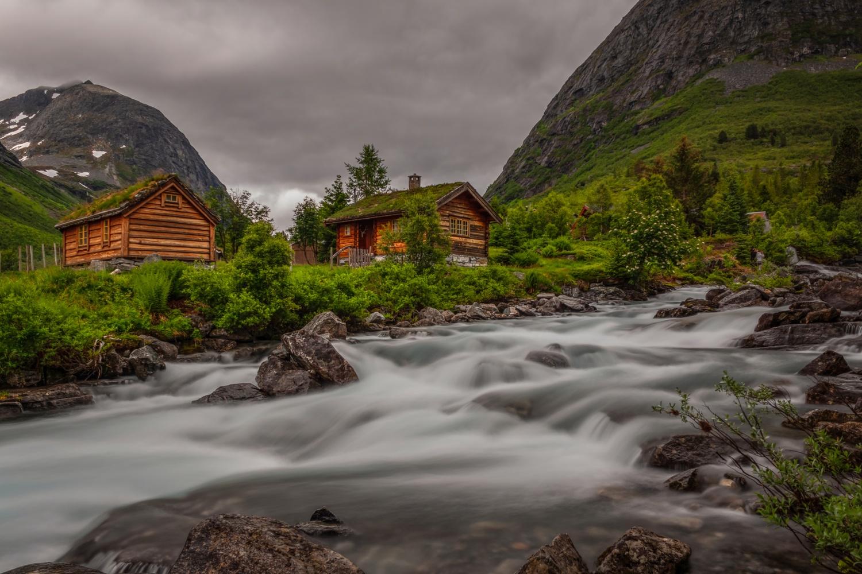 Övstestöylen, Norway by Micke Holmberg