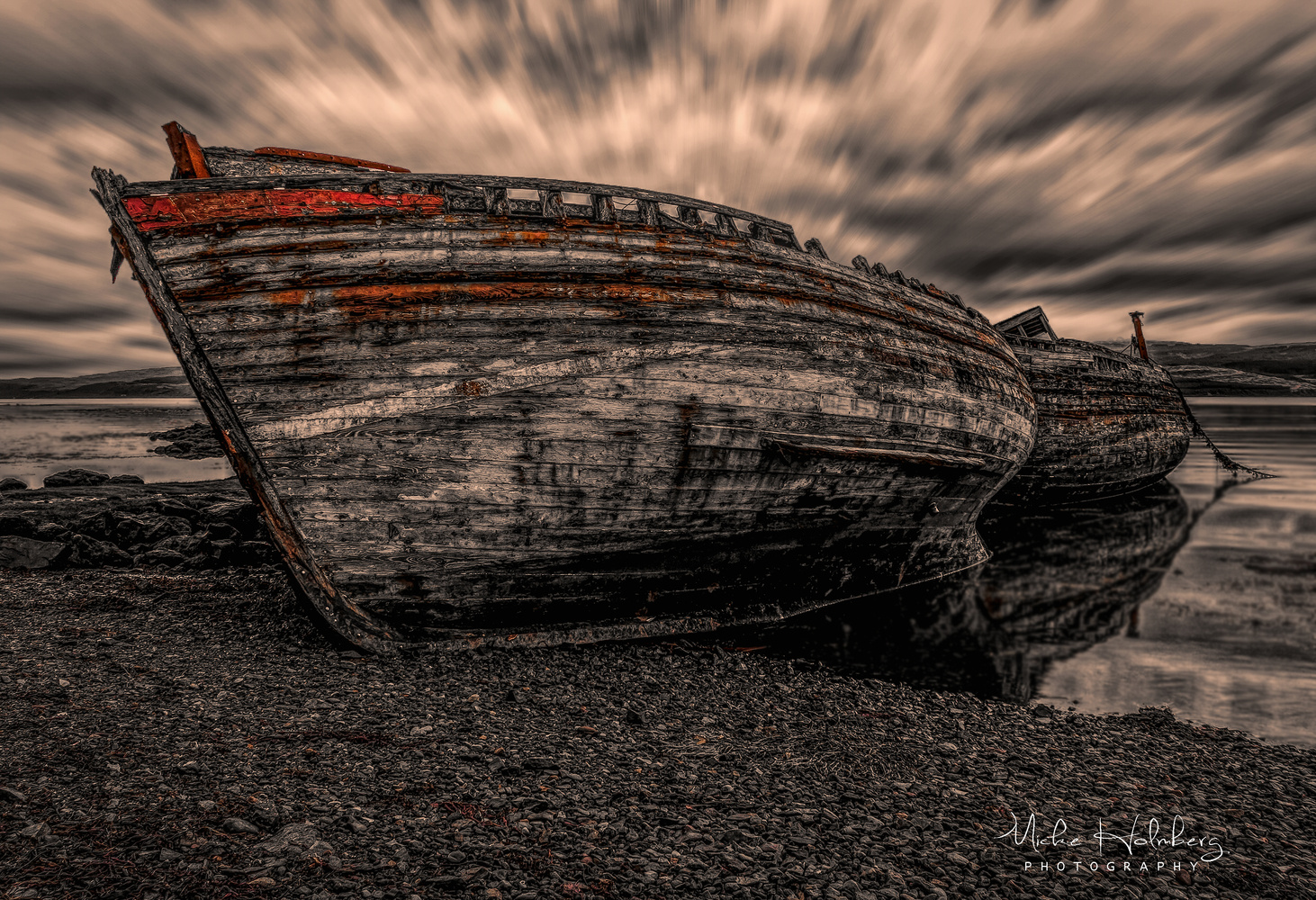 The Forgotten by Micke Holmberg
