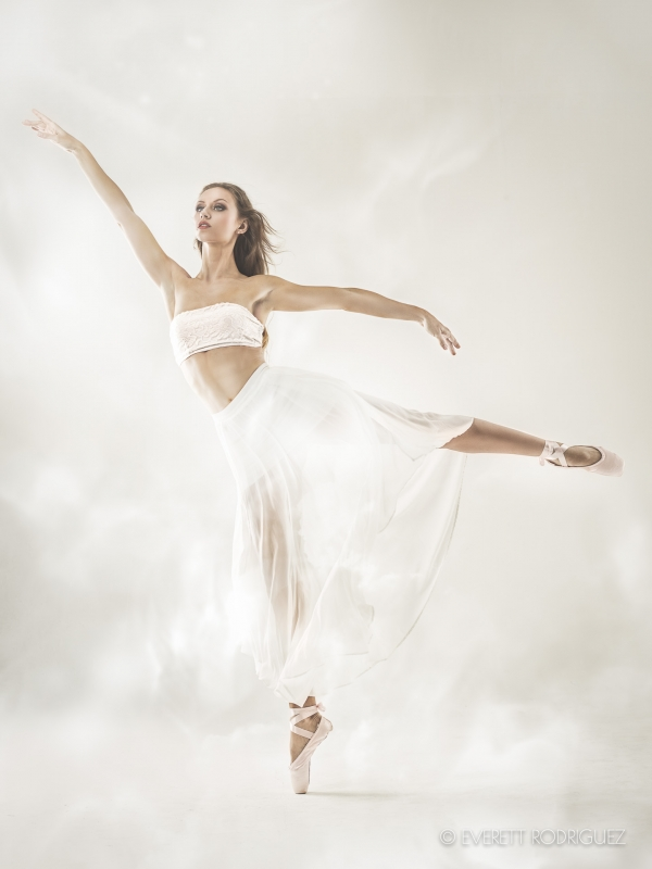 Dancing in the clouds by Everett Rodriguez