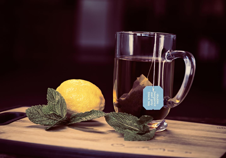 Tea by Teresa Mann