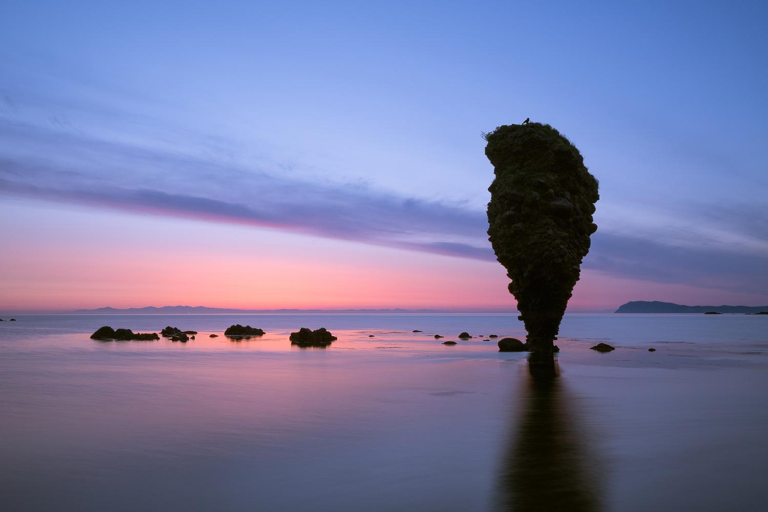 dawn by Hiroshi Tanita