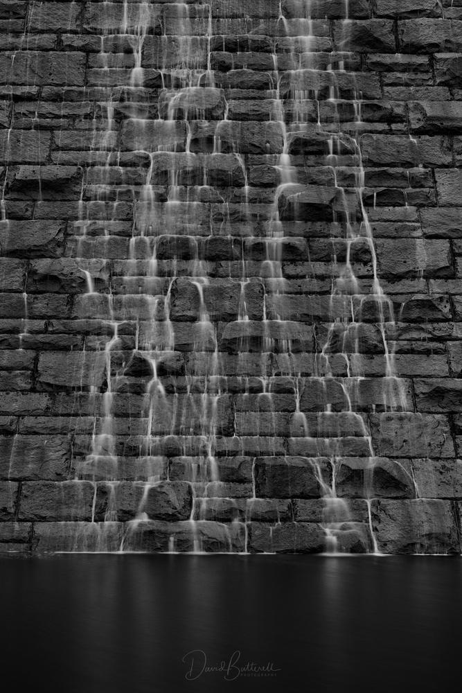 Dam Wall by David Butterell