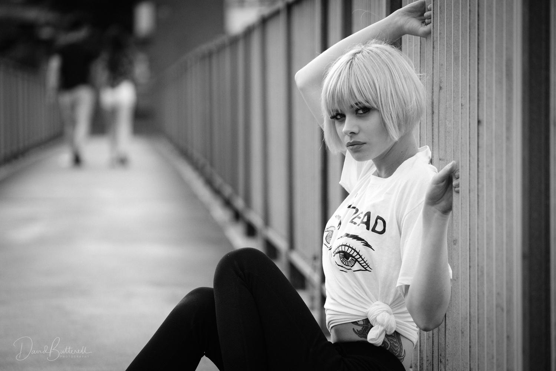 Chloe - Urban by David Butterell