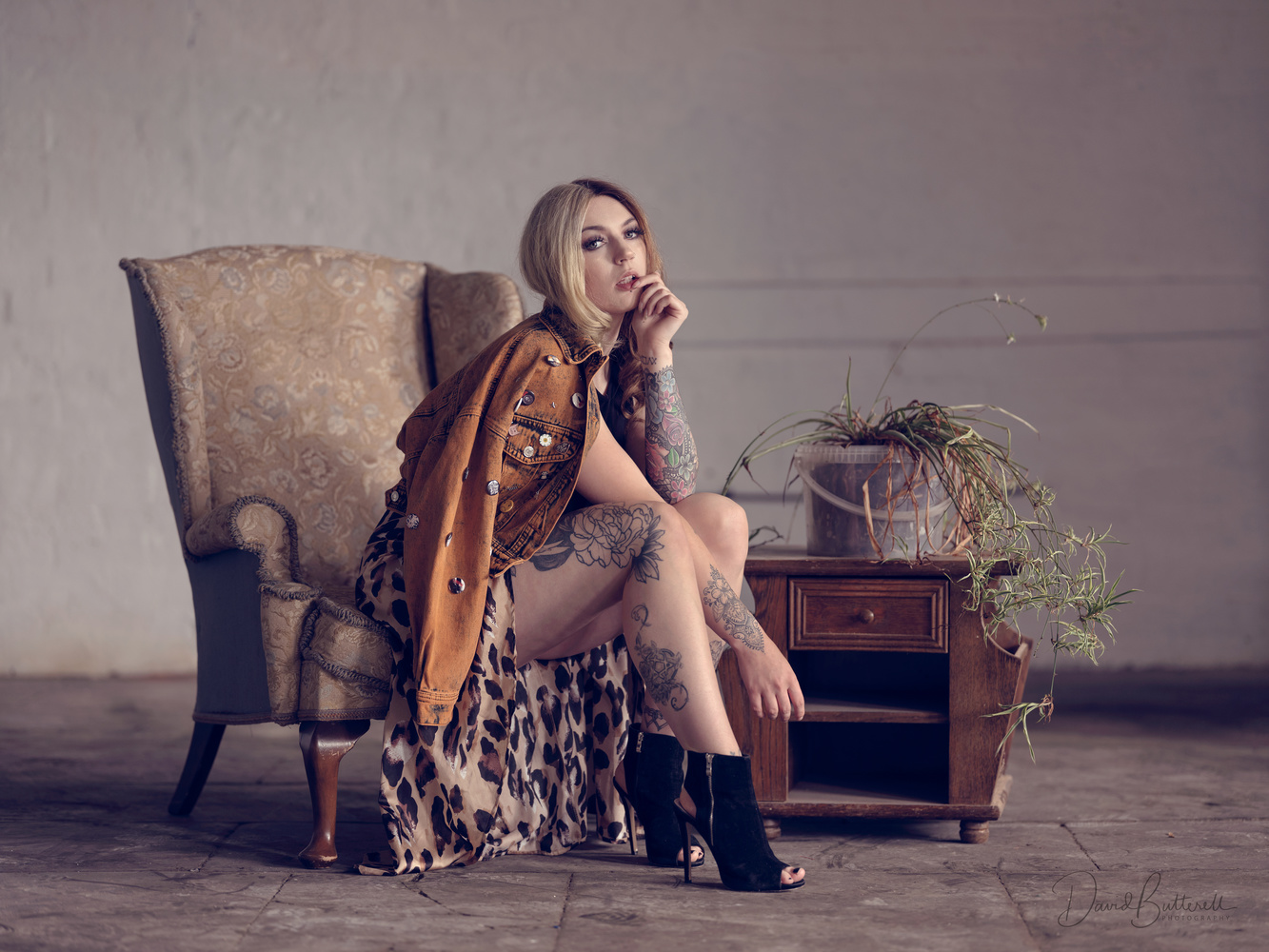 Hannah by David Butterell