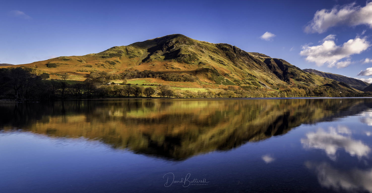Buttermere Lake by David Butterell