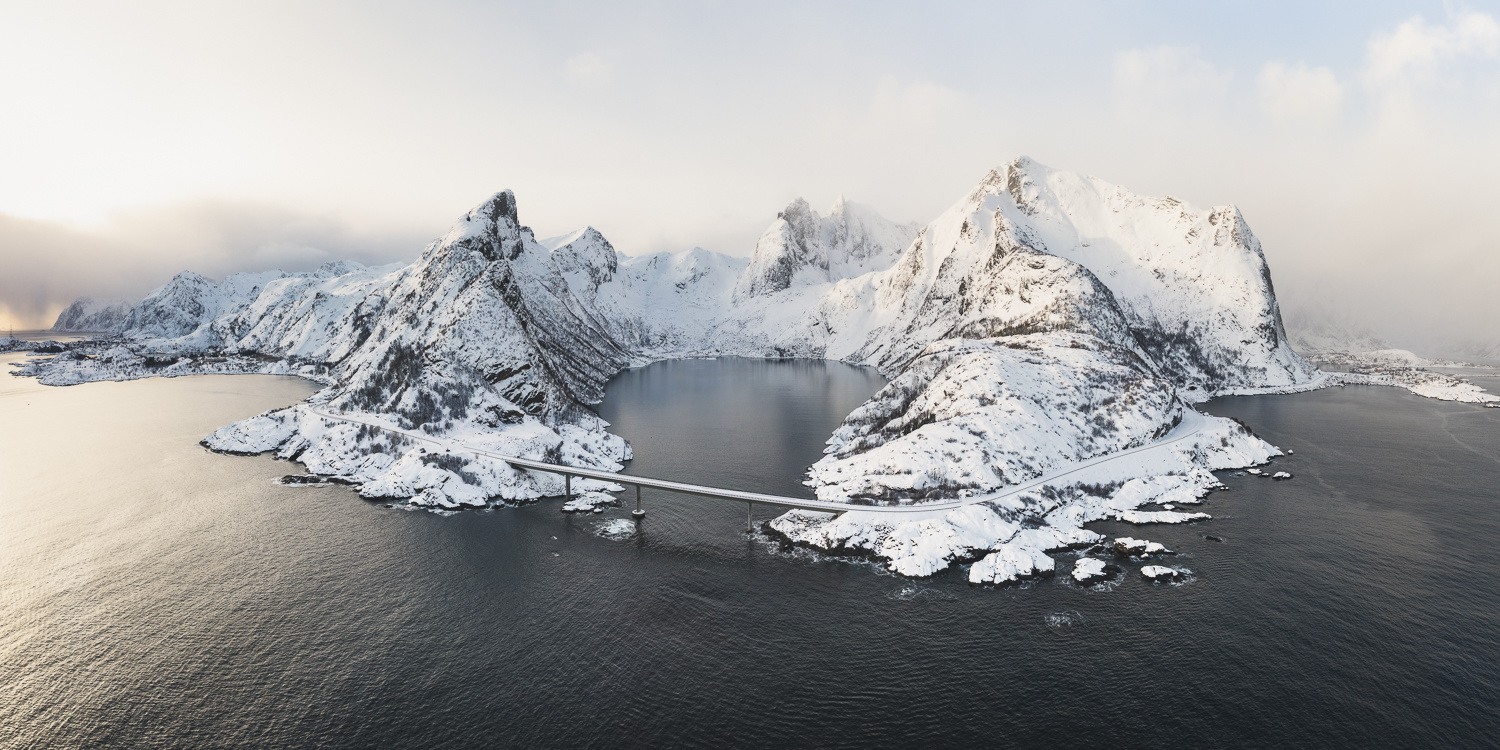 Reine from the sky by Masahiro Ikeda