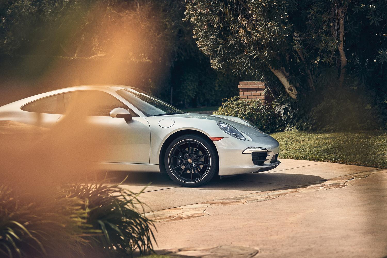 Porsche Moment by Dmitry Bocharov
