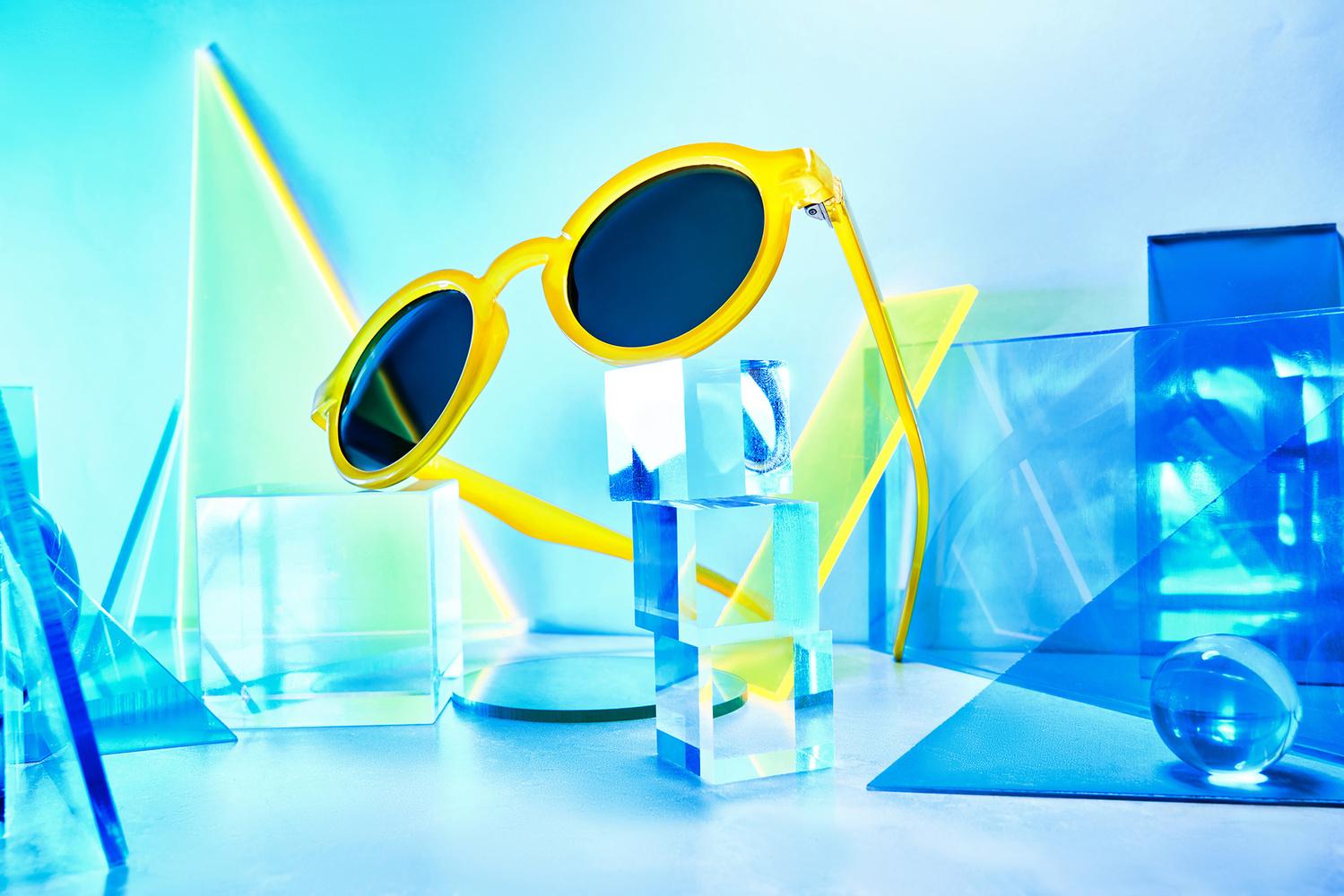Sunglasses by Dmitry Bocharov