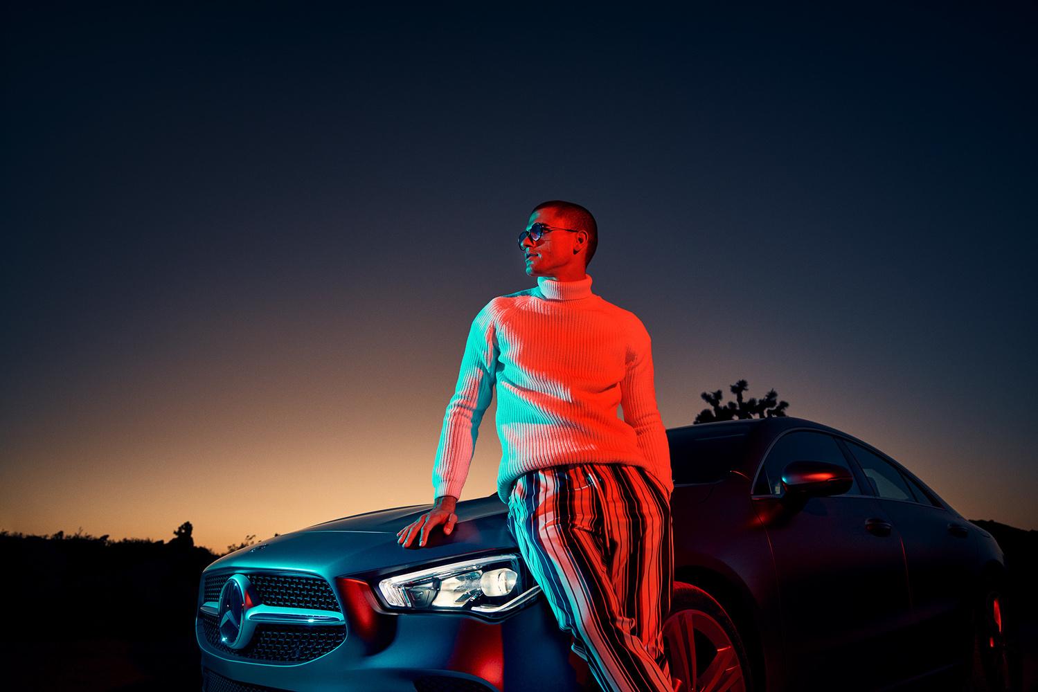 Mercedes Benz CLA by Dmitry Bocharov