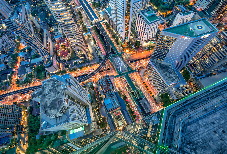 Bangkok by Marcus Burtenshaw