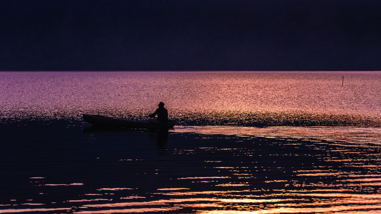 Balinese Fisherman by Robert Smith