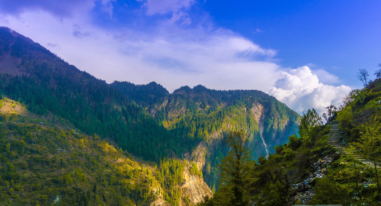 Malana Valley by hareesh cps