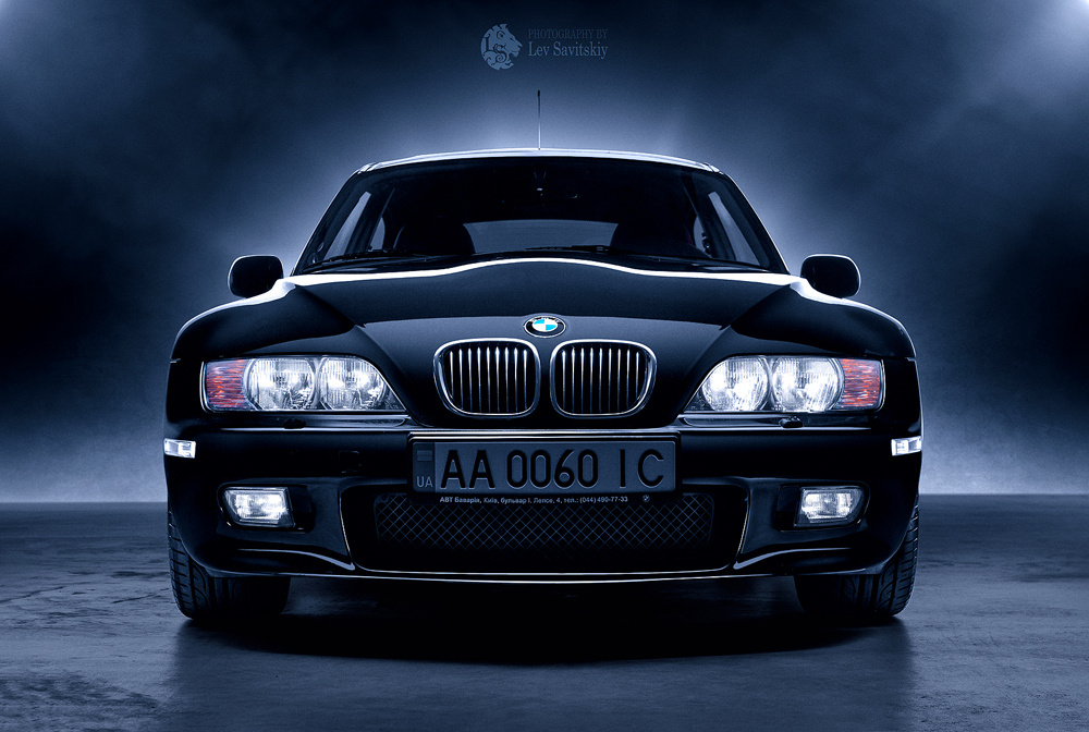 BMW Z3 Coupe by Lev Savitskiy