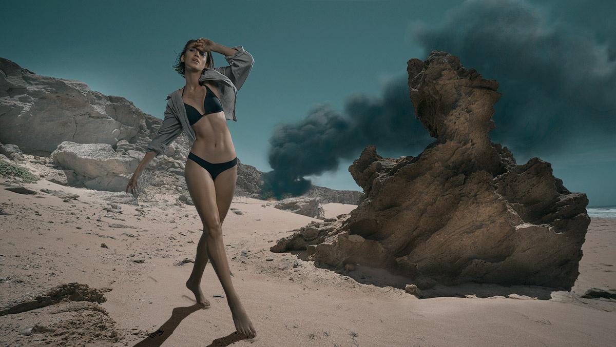Desert Survival by Mark Eilbeck