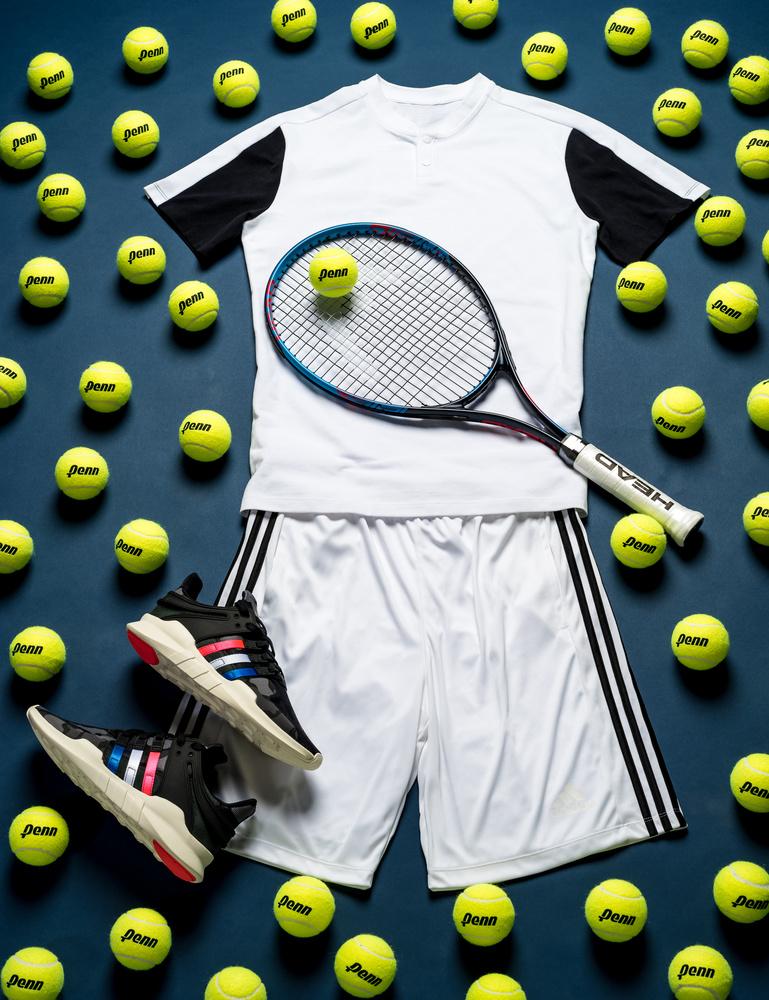 Tennis by Ivan Guzman