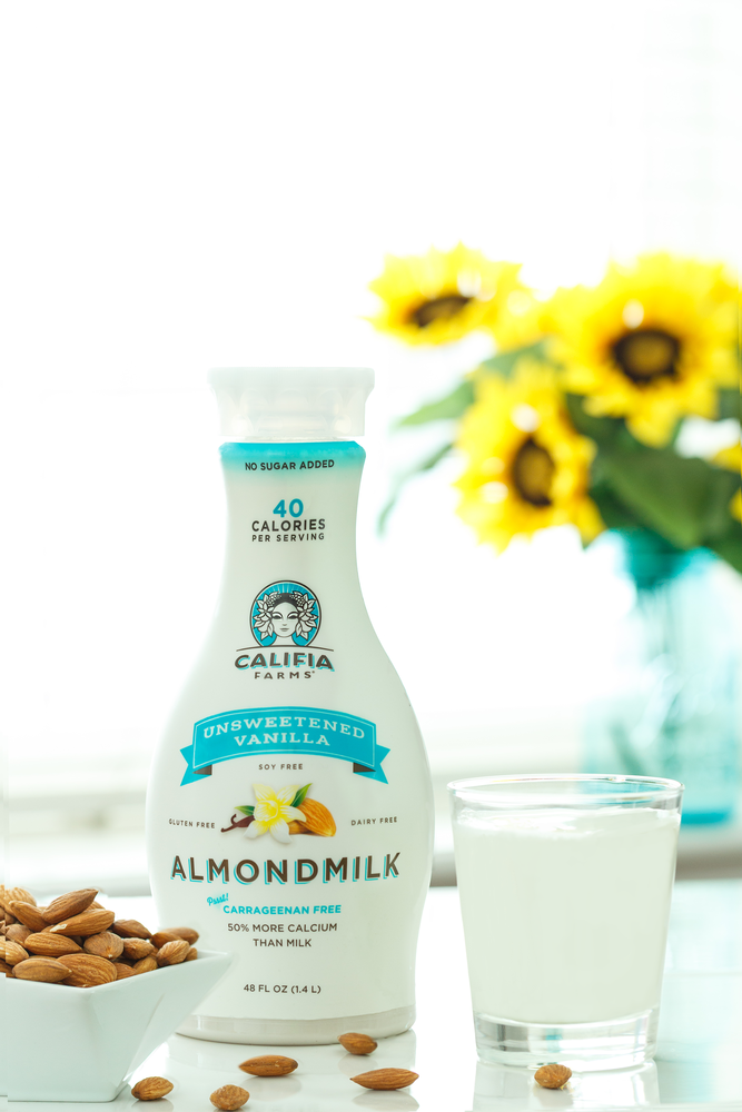 Califa Milk by George Mitchell