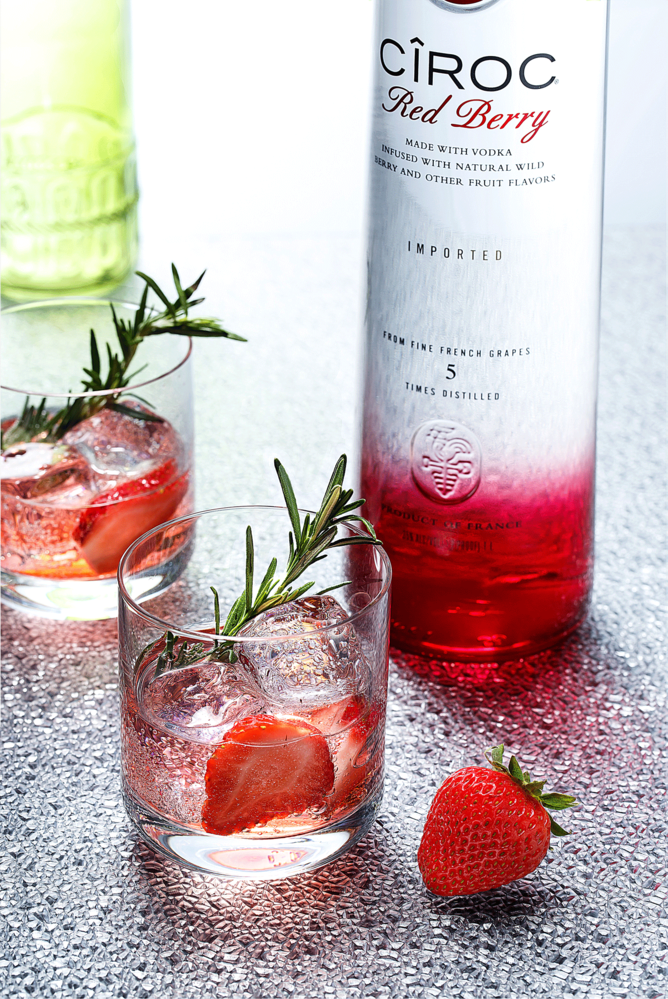 Ciroc Red Berry by George Mitchell