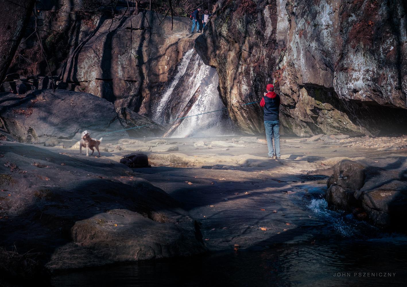 Kilgore Falls by John Pszeniczny