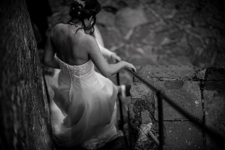 Here comes the bride by Alessandro Cetraro