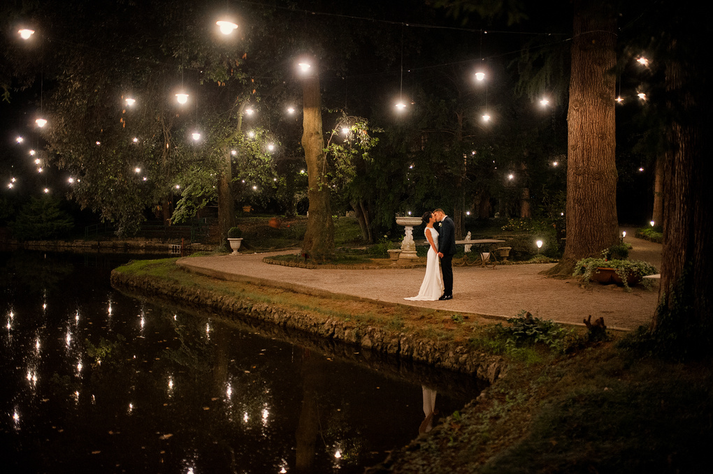 Magic wedding by Alessandro Cetraro