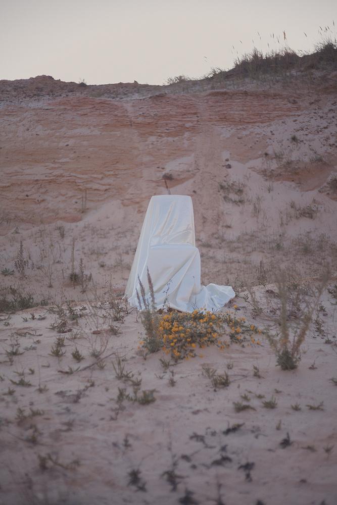 Un'ode la donna di sabbie by Inna Mosina