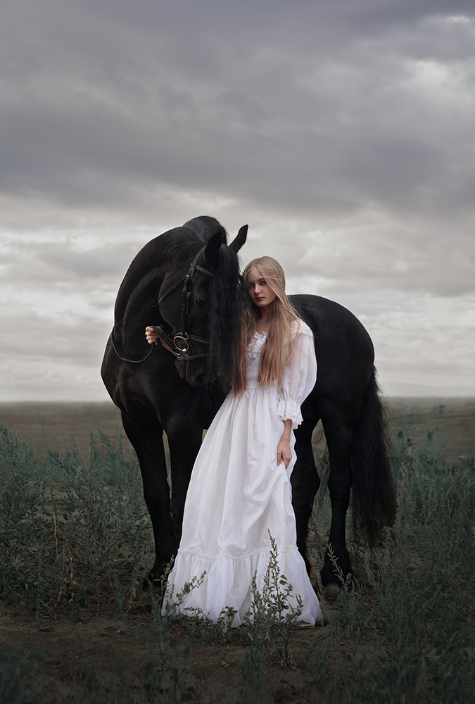 Horse by Inna Mosina