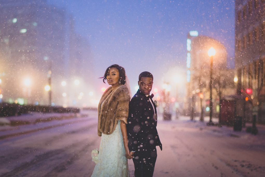 blizzard by Ian Sbalcio