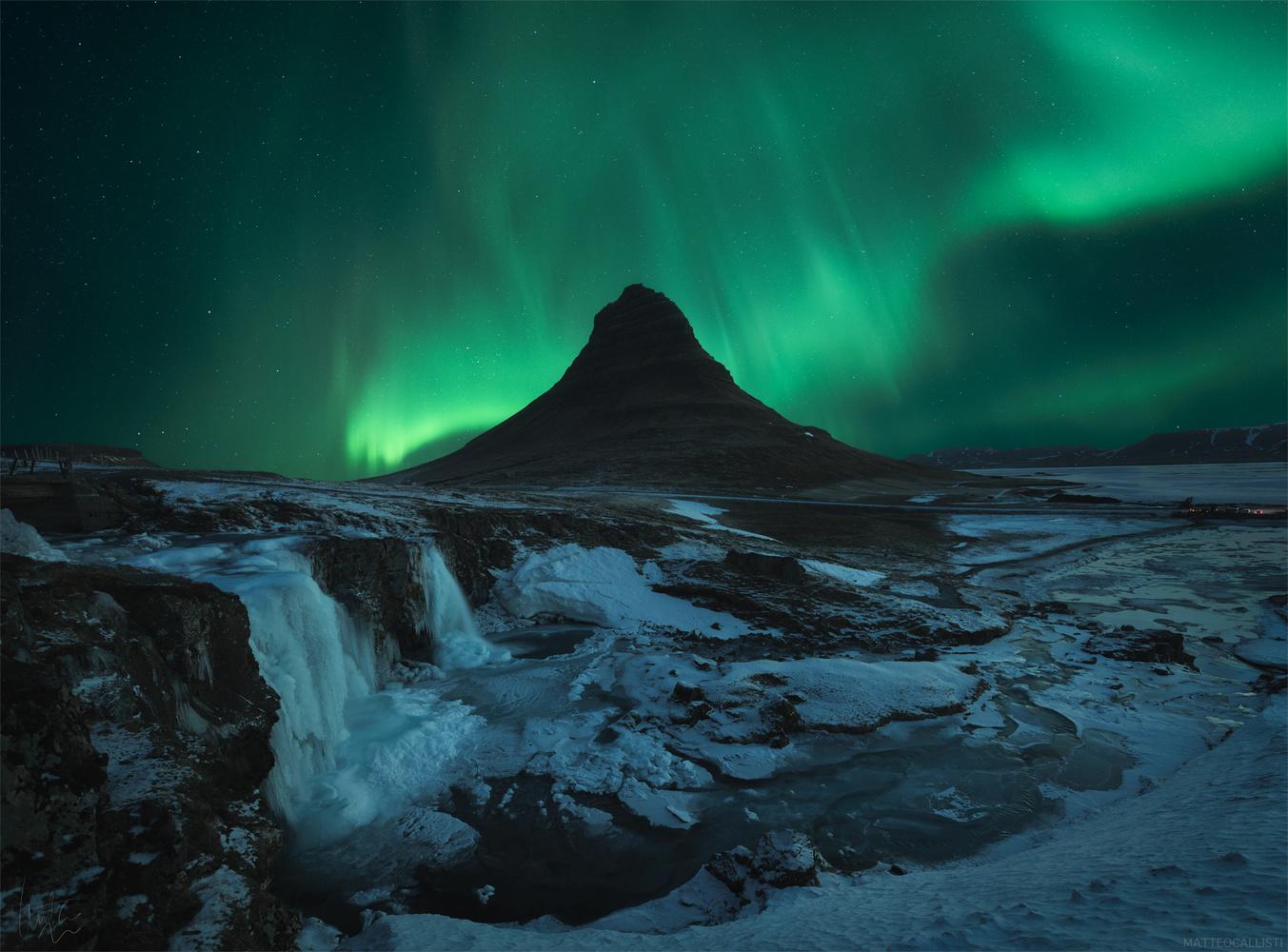 Northern Light by Matteo Callisti