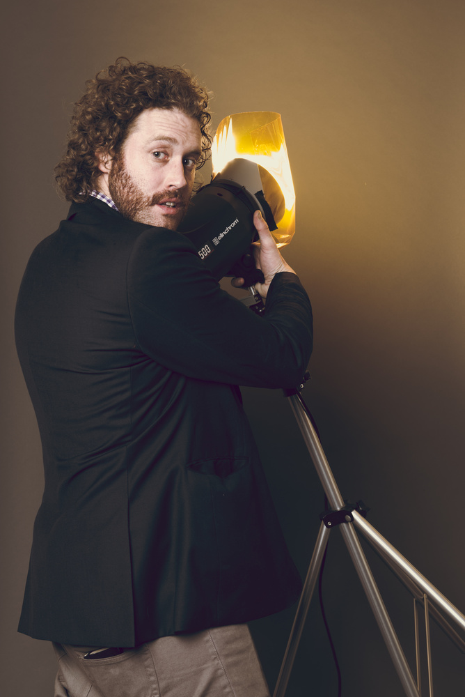 Silicon Valley's TJ Miller is the worst Photo Assistant Ever! by Franz Mahr